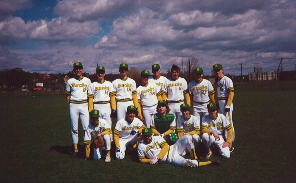 1987 Bucks First Win